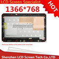 Free shipping high quality LCD Screen Display & Touch Digitizer Panel Assembly 737697-001 For HP Split X2 13