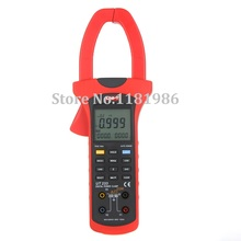 UNI-T UT233 Auto Range w/ Positive/Reverse/Phase Deficiency Phase Sequence Test Digital Three True RMS Power Clamp Meters