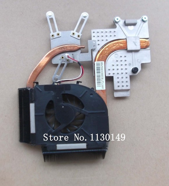 Free Shipping Original for HP Pavilion DV5-1000 DV5 DV5T DV5T-1000 series dv5-1150ec cpu fan heatsink 493001-001
