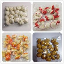 20Pcs Kitchen Fake Artificial Eggplant potato pepper garlic simulation fruit and vegetable set fake props home decor L33
