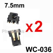 2 шт. для Nokia N95 N95 8G E66 E71 E63 5310 5300 5130 USB коннектор для зарядного порта, штекер, гнездо, док станция, запасная часть