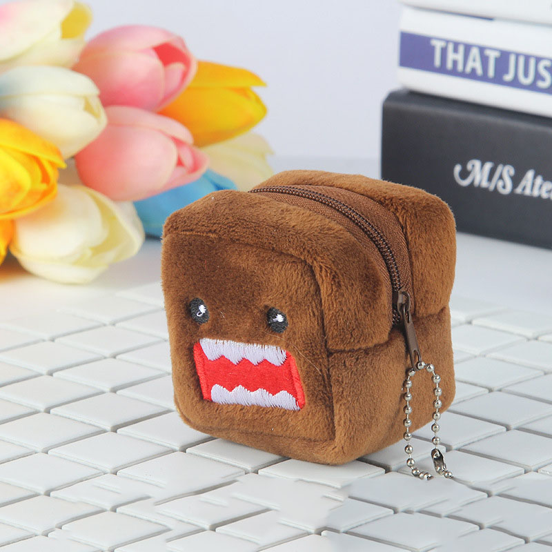 Kawaii Mini 6-6-4CM New Kids Wallets Purse Plush Gift Coin BAG Girl's Small Pocket Cash Coin Pouch Coin Purse Wallet леонид трумекальн зарисовки по ходу