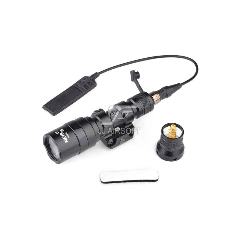 Element SF M300AA Mini Scout Light (Black) M300AA LED Mini Scout Flashlight