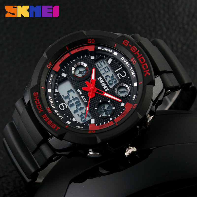 Skmei made China fashion students luminous girl multi function adolescent ms water resistant watch alarm clock