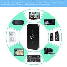 2 in 1 Audio Bluetooth transmitter