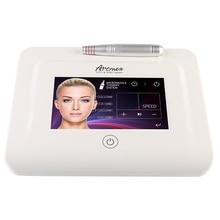 Аппарат для перманентного макияжа Artmex V11 Pro, аппарат для перманентного макияжа бровей и губ, терапевтическое устройство с микроиглой, система MTS PMU