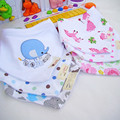 2016 baby cotton baby bibs acessorios baby stuff 3pcs/lot A-8697#