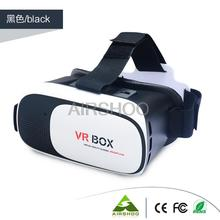 2016 First Launched Google Cardboard Colorful VR Virtual Reality 3D Glasses+Smart Bluetooth Remote Control 5 Colors Available