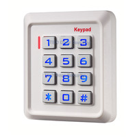 Keyboard Electronics Keypad Entry System door Access Control System With Electric Magnetic Lock Wireless Receiver gate opener