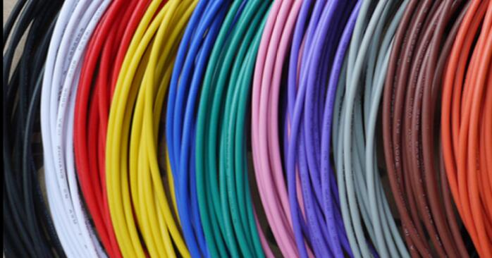5Mlot 18AWG High Temperature Silicone wire Conductor 1500.08mm AWG18 Tinned Copper Cable