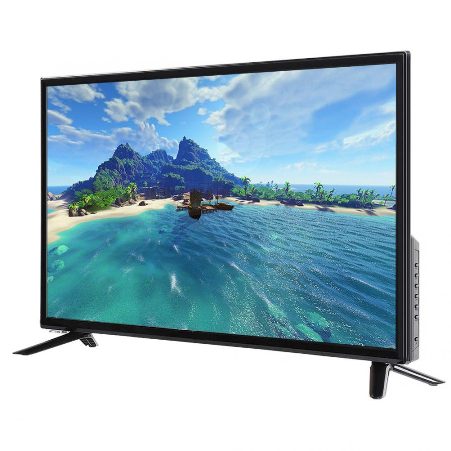HTB1buMeeR1D3KVjSZFyq6zuFpXa1 43 Inch 4K WiFi Smart HD LCD TV Home Theater 1920*1080 Supports Network Cable+Wireless WiFi HDR Real-time Conversion 75W 60Hz