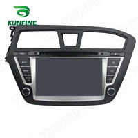 Quad Core 1024*600 Android 5.1 Car DVD Player de Navegação GPS Som Do Carro para Hyundai I20 2014-2015 Radio 3G Wifi Bluetooth