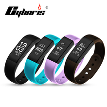 Cyboris 0.96 «умный браслет Band GPS Heart Rate moniter трекер Шагомер USB Driver флэш 16 ГБ U диска спортивные фитнес-браслет