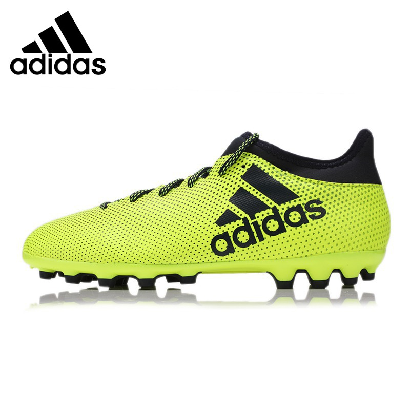 Original New Arrival 2017 Adidas X 17.3 AG Men's Football/Soccer Shoes Sneakers tiebao a13135 men tf soccer shoes outdoor lawn unisex soccer boots turf training football boots lace up football shoes