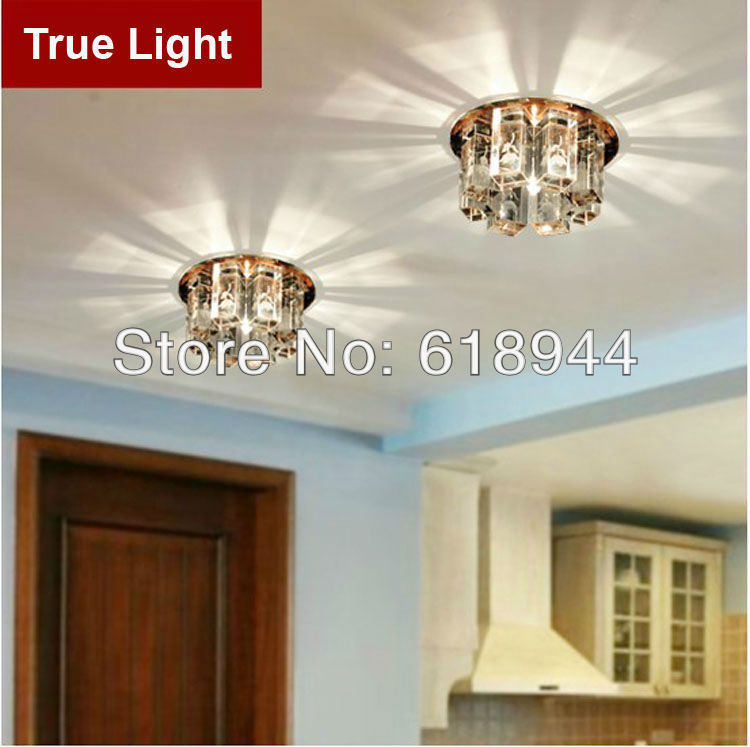 Hot Selling K9 Crystal Ceiling Lights Led Ceiliing Lighting For Dinning Room Living Room