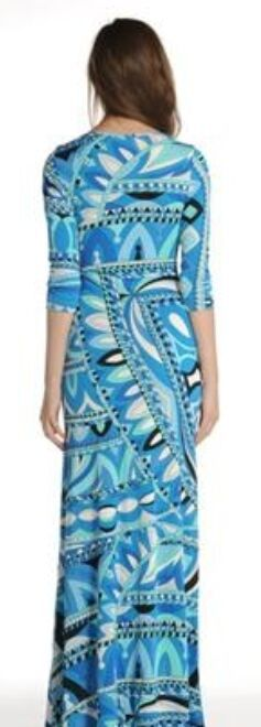 7deb6666 Free shipping Europe Top Fashion Long Sleeve Sexy V Neck Geometric Printed  Sheath Spandex Maxi Dress-in Dresses from Women's Clothing on  Aliexpress.com ...