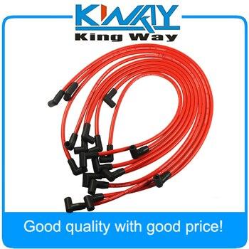 10.5 MM High Performance Spark Plug Wire Set HEI SBC BBC 350 383 454 Electronic