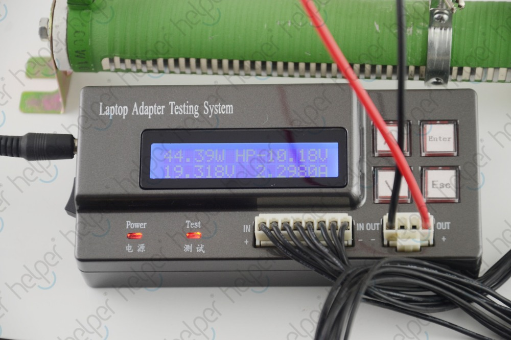 New Arrival Free Shipping !! laptop adapter tester can test all the brand laptop high quality ...