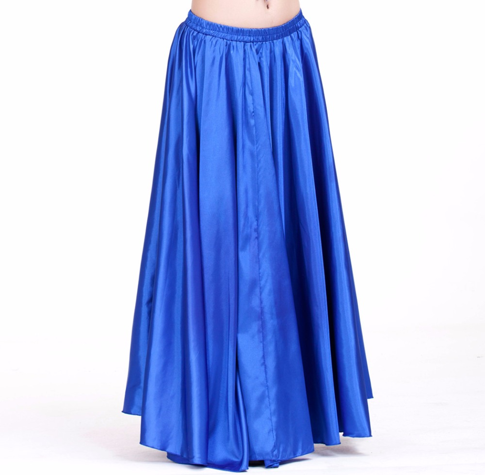 New Lady Women Color Ding Skirt Belly Dance Hip Skirt Belly Dancing Adult Team Big Skirt  Bellydance Skirt  Belly Dance Costume