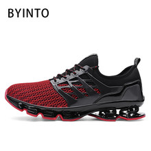2019 Fashion Big Size 36-48 Men Women Tennis Shoes Outdoor Sports Blade Sneakers Tenis Masculino Feminino Chaussures Homme Femme(China)