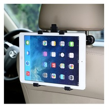 цена на Premium Car Back Seat Headrest Mount Holder Stand For 7-13 Inch Tablet/GPS/IPAD
