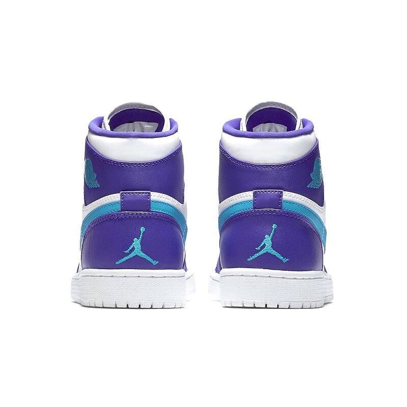 buy popular 5f018 f394b Original Nike Air Jordan 1 High Retro AJ1 Hornet Feng Shui Women s Basketball  Shoes, Outdoor Shock absorbing Sneakers 332550 442-in Basketball Shoes from  ...