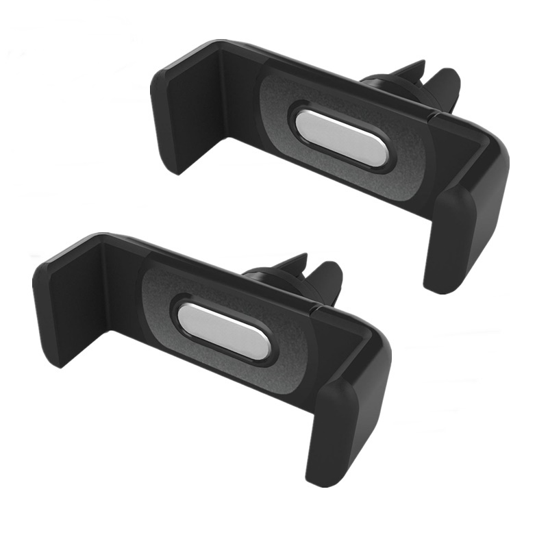 2Pack/1Pack Car Phone Holder  For IPhone X 8 7 6 Car Air Vent Mount Clip Cell Phone Stand For Samsung S8 Note 9 Car Phone Mount