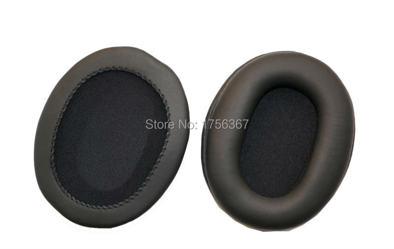 Nadgradite nadomestni pokrov za ušesne blazinice za igralne slušalke Plantronics GameCom Commander (slušalke / ušesni bombaž // Ušesna skodelica)
