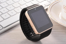 GT08 Smart Watch Android With Sim Card Slot Connectivity Android Phone