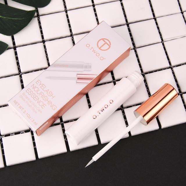 O.TWO.O Eyelash Growth Serum Essence For Eyelashes Enhancer Lengthening Thicker 3ml 5