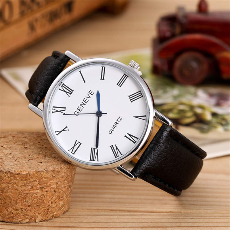 Mens Watches Top Brand Luxury 2018 CTPOR Watch Men Fashion Business Quartz-watch Minimalist Belt Male Watches Relogio Masculino