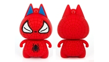 Spider Man Usb Flash Drive 1TB 2TB Pen Drive Usb Stick 3.0 128gb 64gb 32gb Flash Card