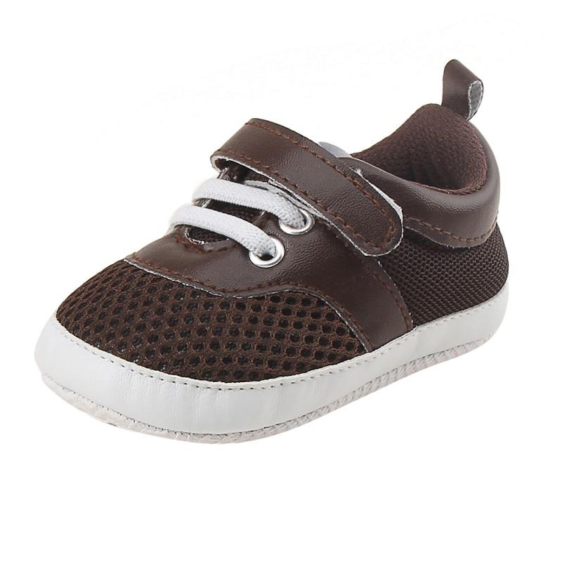 2017 Toddler Boy First Walker Baby Shoes Chłopiec Dziewczyna Soft - Buty dziecięce - Zdjęcie 6
