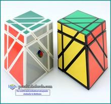 New DianSheng Blade MoDao DS Moren Rhomboid Shape Mode Magic Cube Speed Puzzle Cubes Educational font