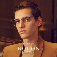 BOLON Optical Glasses Frame for Men Near Sight Retro Prescription Myopia Glass Women Optical Eyeglasses Spectacles Frames BJ6033