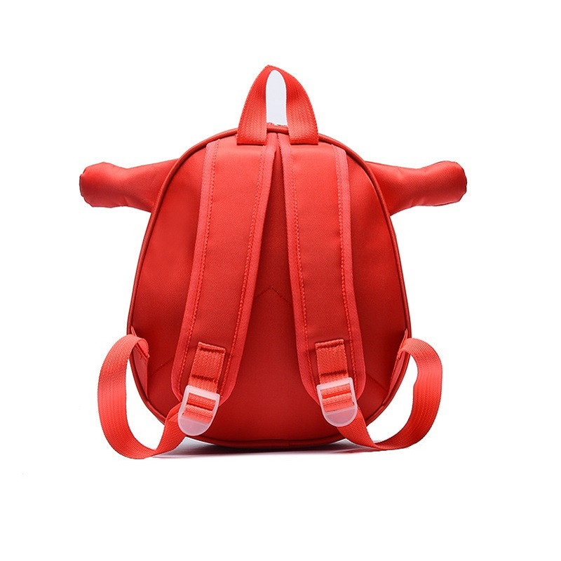 3D Cartoon Robot Backpack Children Bag Mini School Bags For Kids Bag Girls  Boys Cute Kid Backpacks mochilas escolares -in School Bags from Luggage    Bags on ... a8a23171da564