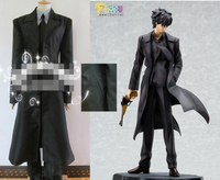 Fate/Zero Kiritsugu Emiya uniform cosplay costume unisex