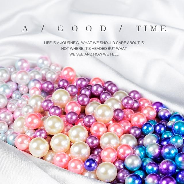 Gli Occhi della Perla 50 pz/set Rosa Viola Blu Simulato Della Sirena per Photo Shooting Abbellire Sfondo Accessori Per la Fotografia Puntelli