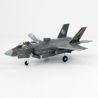 1:72 F 35B Airplane Alloy Toy Children's Toy Fighter Original Authorized Authentic Kids Toys Gift