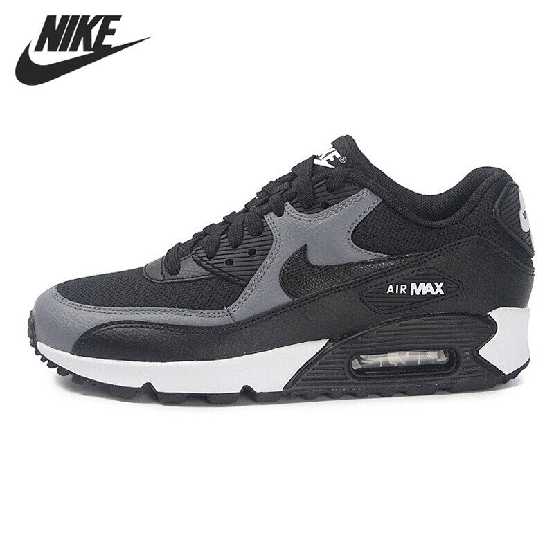 Original New Arrival NIKE WMNS AIR MAX 90 Women's Running Shoes Sneakers nike sportswear кроссовки nike sportswear wmns air max 90 prem
