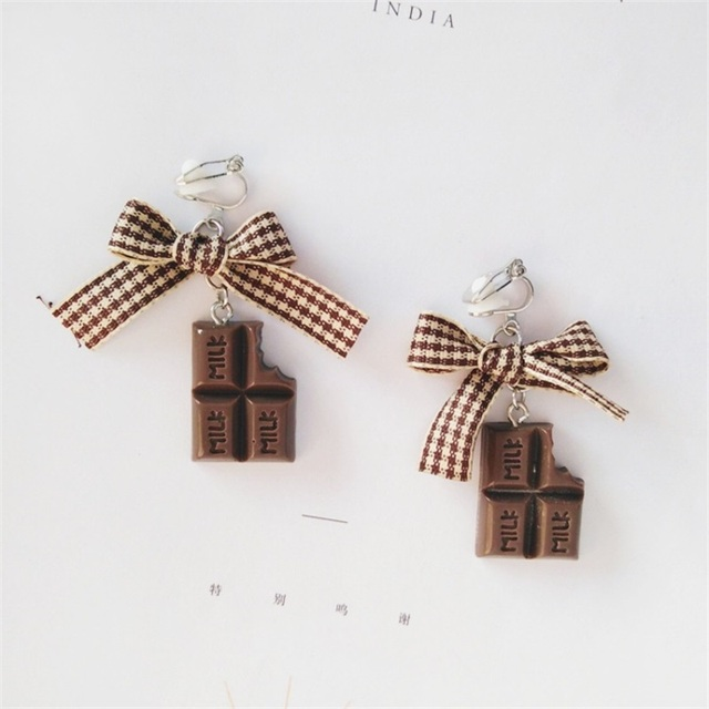 Bowknot  Earrings 1