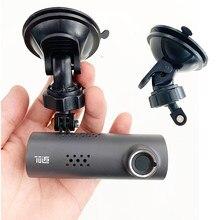 Suporte para câmera xiaomi 70mai, suporte com copo de sucção para câmera de carro wifi