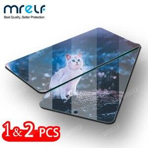 Image 1 - Gehärtetem Glas für Xiao mi mi A1 A2 A3 Lite Screen Protector 2.5D 9H HD auf für Xiao mi mi A1 A2 5X 6X CC9E CC9 Schutz Glas für Xiao mi mi A1 A2 A3 Lite Sicherheit Glas