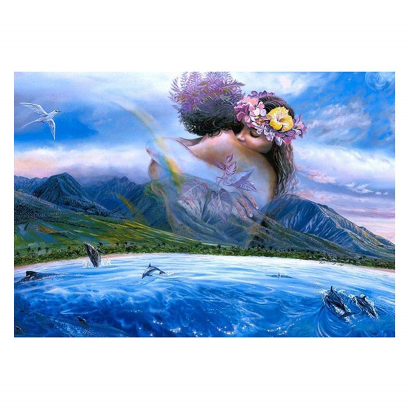 Lovers diamond Embroidery diy painting mosaic diamant 3d cross stitch picture H627