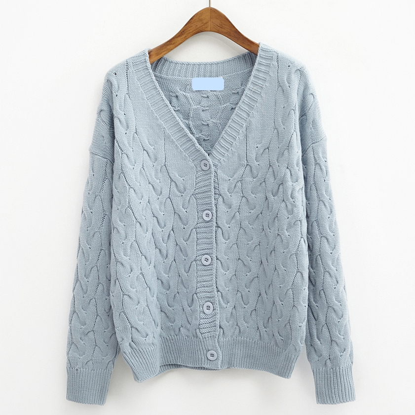 harajuku sweaters women 2017 korean style cute coats autumn winter ...