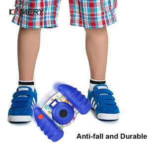 Image 5 - אמיתי KOMERY ילדי מצלמה צעצועים לילדים מצלמה טרי מצלמות וידאו ומצחיק אוטומטי מצלמה אנטי סתיו בריא חומר