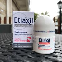 France Etiaxil Deodorant Antiperspirant Gel To Remove Body Odor Underarm Odor 15ml Normal Red