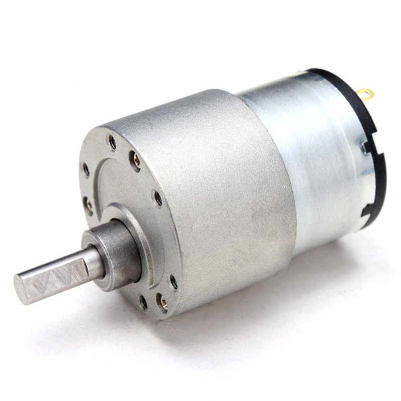 12V DC Metal Gear Reducer Motor High Torque DC Gear Box Motor 12v dc metal gear reducer motor high torque dc gear box motor new arrival