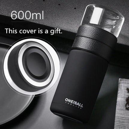 600ml Black
