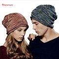 Kenmont унисекс женские мужчины зима теплая шик лыж Hat теплый шеи воротник шапочка слауч Cap 1544